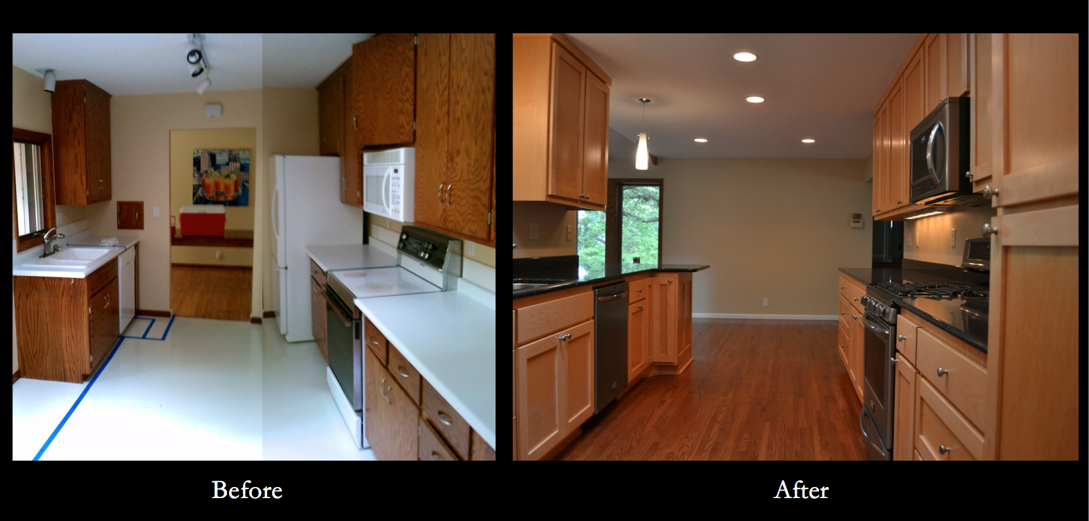 Dbc extreme makeover making your house feel like home for Kitchen and remodeling
